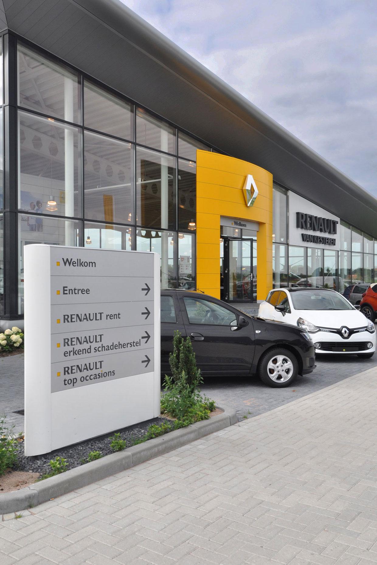 Renault garage kampen bureau bos for Garage renault eguilles