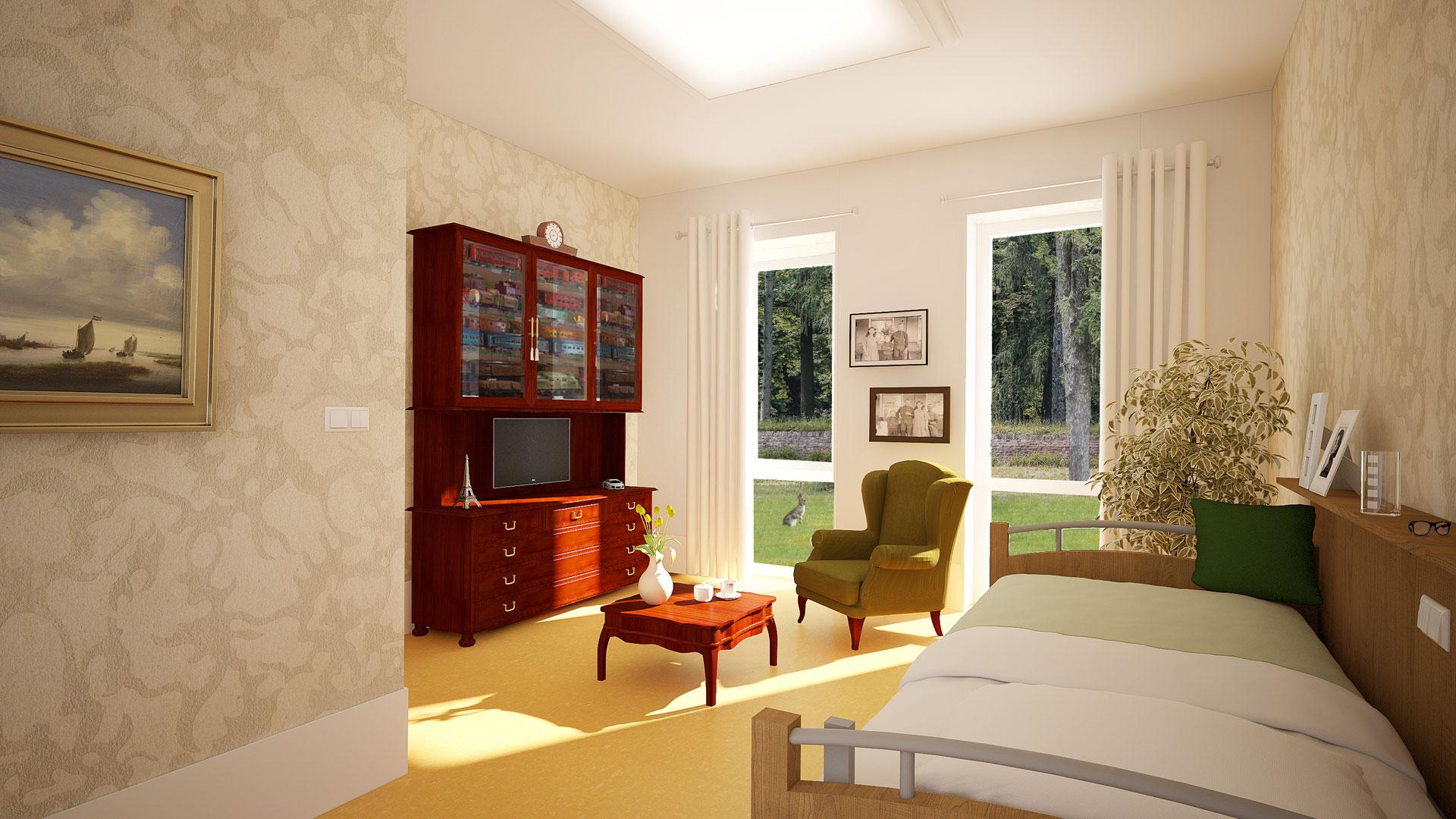 radeland-slaapkamer - Bureau Bos